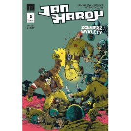 Jan Hardy – Żołnierz Wyklęty #2 (II wyd)
