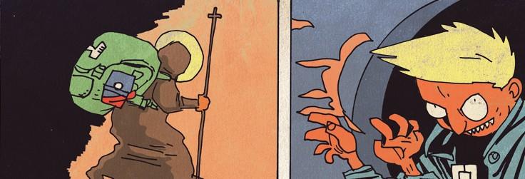prenumerata, hardy, chrzescijanstwo, komiks, rog, robotnicy ostatniej godziny