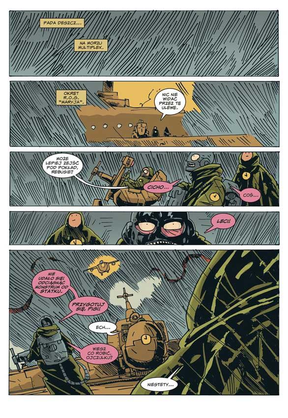 Komiks Jan Hardy - Niniwa