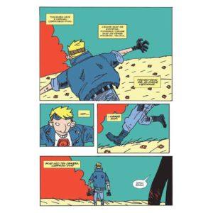 Konstrukt Komiks - strona