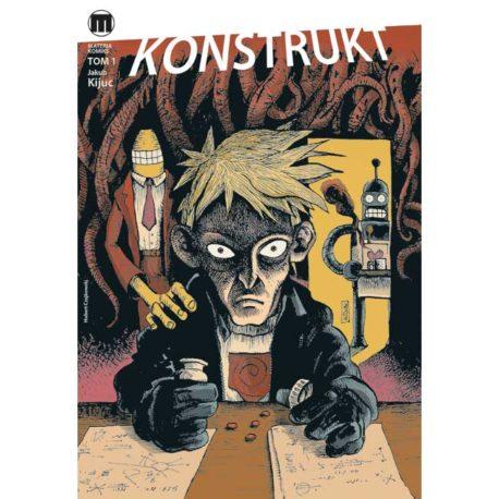 Konstrukt komiks - Edycja Limitowana, Hubert Czajkowski