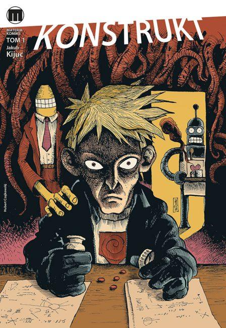 konstrukt-1-hubert-czajkowski-komiks
