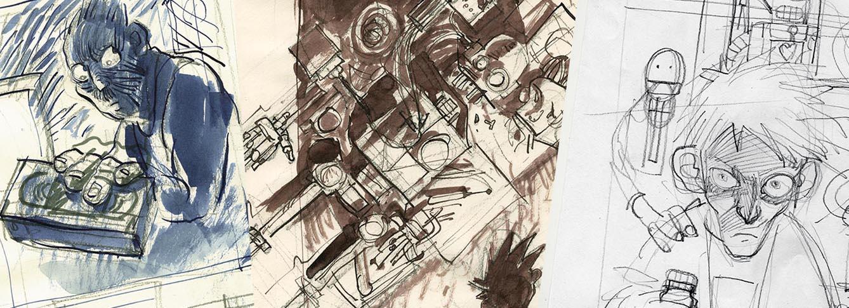 Konstrukt szkicownik 1 - Hubert Czajkowski