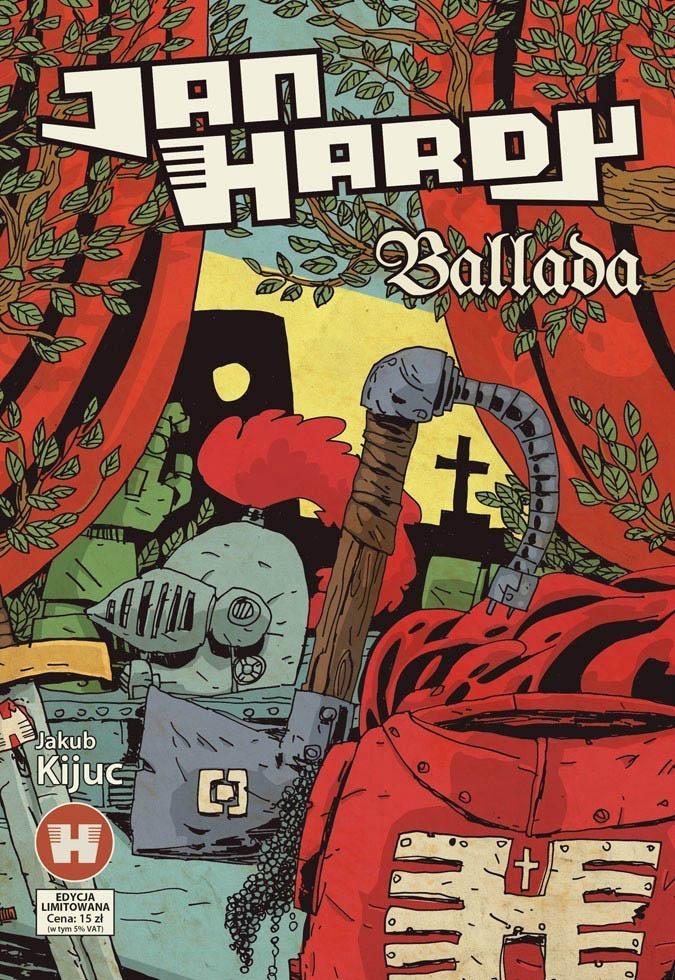 Jan Hardy - Ballada