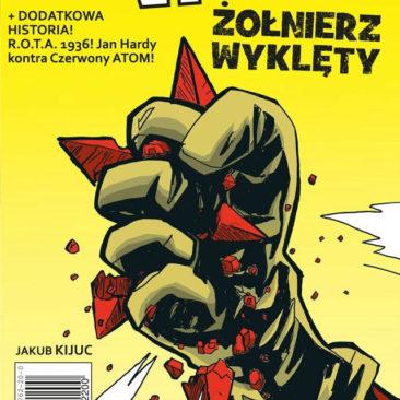 Jan Hardy – Żołnierz Wyklęty #1 (II wyd.)
