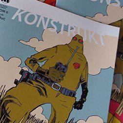 Komiksy drukowane w Polsce