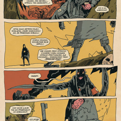 Ognik #1 Komiksy Na Maxa