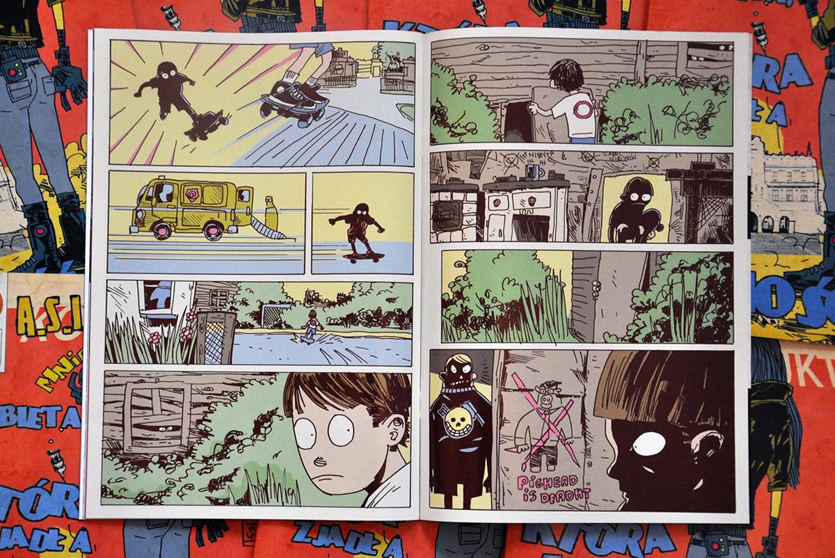 Konstrukt #4 Komiksy Na Maxa, Stranger Things