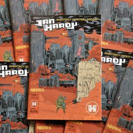Jan Hardy: Robotnicy Ostatniej Godziny #1 Niniwa