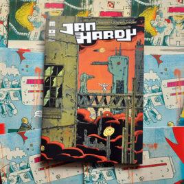 Jan Hardy Ostatnia Krucjata R.O.G. #0