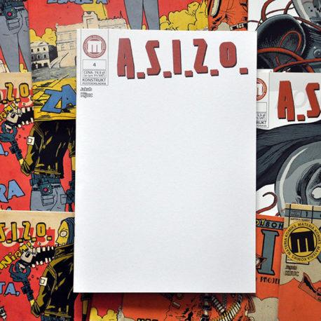 Konstrukt 4 Asizo blank cover