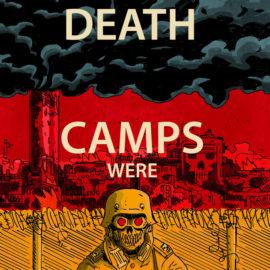 jan hardy, ognik, komiks, komiksy na maxa, materia, stachura, german death camps