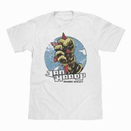Koszulka Jan Hardy stop marksizm!