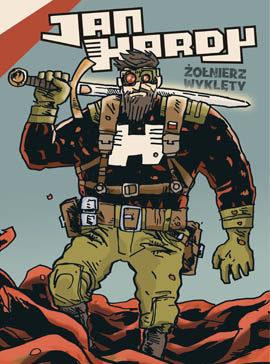 jan hardy, kategoria, komiks, kijuc, zolnierz wyklety, komiks, polski komiks, polskie komiksy, komiksy