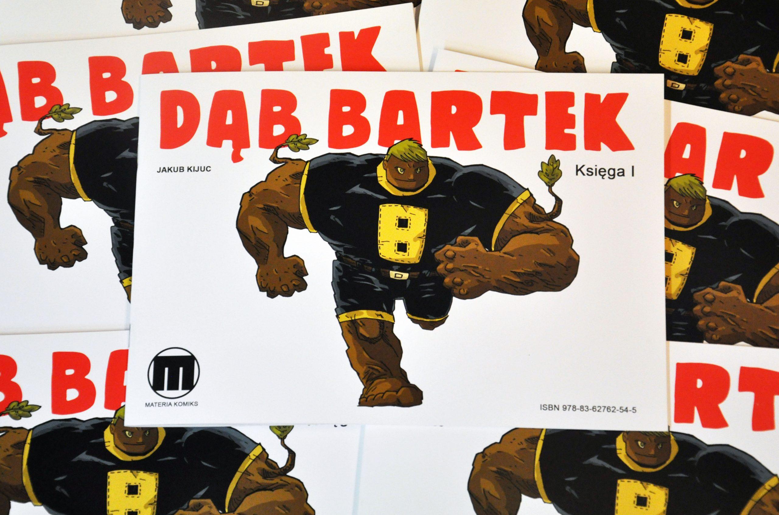 Dąb Bartek - komiks